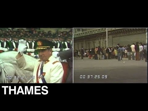 Secret Filming | Military Junta | General Pinochet | Chilean Revolution | This Week | 1977