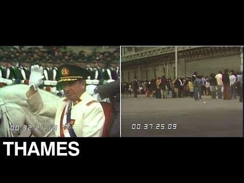 Secret Filming | Military Junta | General Pinochet | Chilean Revolution | This Week | 1977