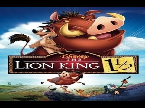 The Lion King 1 1 2 2004 Official Trailer Youtube