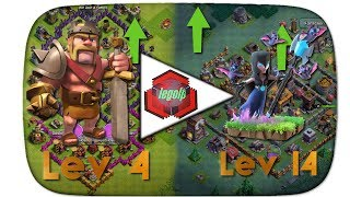 free to play Nachthexe 14 und Babarenking 4|Clash of clans |17#