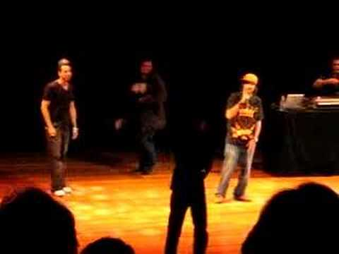 "* Erfan LIVE in concert London Oct07-- RAP ""Khatteh man"""