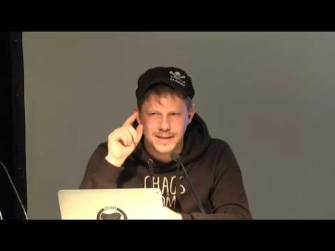 Linus Neumann: Trolle werden trollen #eh16
