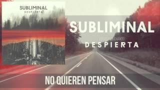 SUBLIMINAL - Despierta