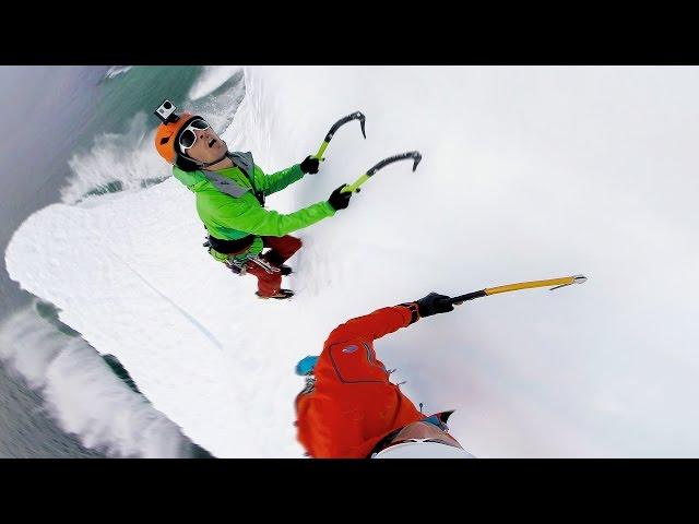 GoPro: To Climb An Iceberg in 4K
