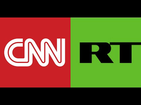 美俄宣传战日常:CNN V.S. RT | Daily War of Propaganda - CNN V.S. RT