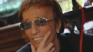 ROBIN GIBB: Fans' concern over Bee Gees legend