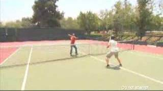 Extreme Tennis - Baseball?