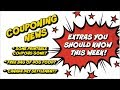 COUPON NEWS | WHAT YOU SHOULD KNOW THIS WEEK!