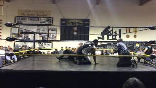 dcw chris crosshairs kelly vs the unstoppable jay west