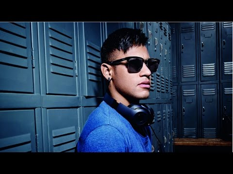 Neymar Jr for Police 2017 eyewear campaign