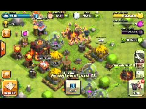CLASH OF CLANS HACK 7.1.1 WORKING!!!!!!
