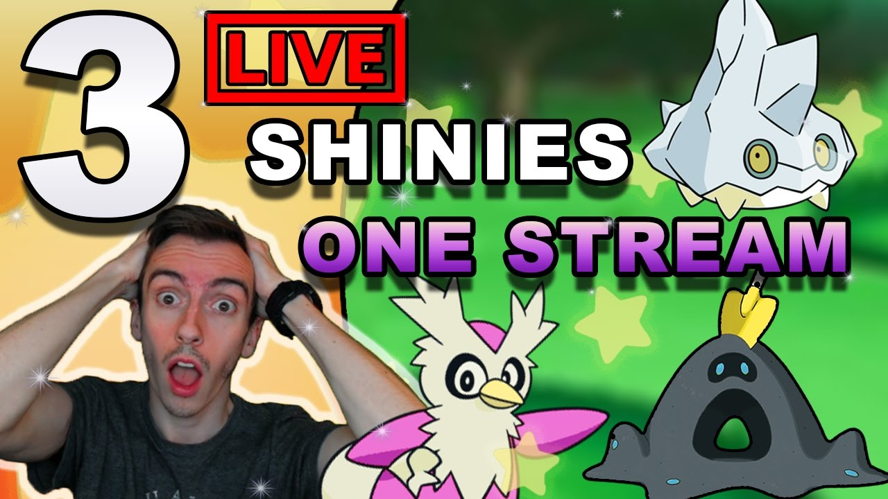 how to get shinies in pokemon x