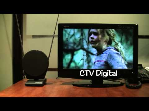 Will Rabbit Ears Still Work? - Canadian Digital TV Transition PSA