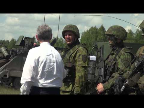 Secretary of the Army commends Sky Soldiers in Lithuania