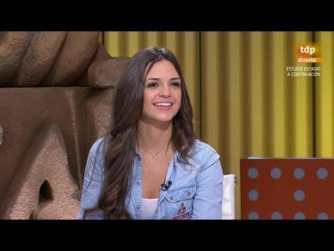Cristina Gutiérrez: Dakar 2016 (Teledeporte).