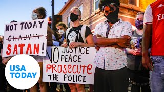 Protesters around U.S. demand justice for George Floyd (LIVE) | USA TODAY