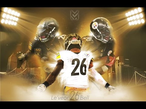 """Ultimate Le'Veon Bell Highlights 2016    """"Work Horse""""     **HD Quality**"""