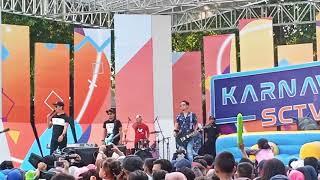 HIJAU DAUN... KARNAVAL SCTV LIVE ALUN ALUN BOJONEGORO 30-03-2019