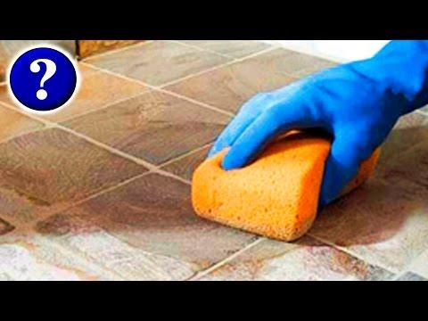 ЗАТИРКА ШВОВ после укладки плитки Клеевой Смесью / Как сделать Ровные швы Просто и Быстро #КАК