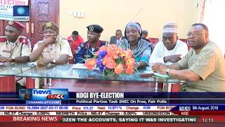 INEC Promises Free, Fair And Credible Kogi Bye-Election