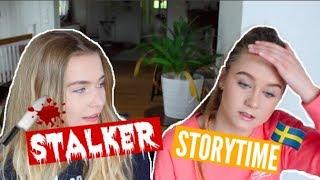 MADELENE BLE NESTEN DREPT AV STALKER | STORYTIME ♡