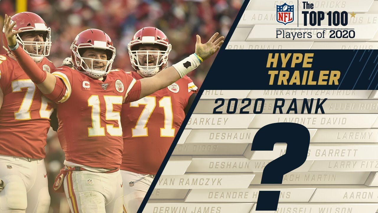 Top 100 Players of 2020 HYPE Trailer!