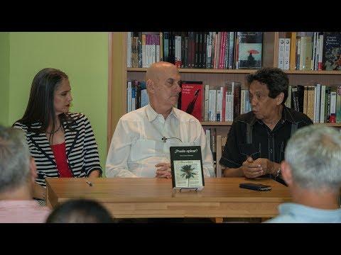 """(COMPLETO) Presentación del Libro """"¿Puedo Opinar?"""" de René Gómez Manzano"""