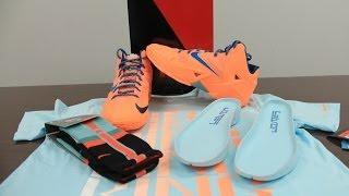Nike LeBron 11 Atomic Orange Review