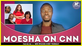 PAE MU KA Episode 1 (PART 2) - The Moesha Interview Closer look