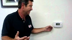 The most cost effective theromstat setting - Air Conditioning Apache Junction