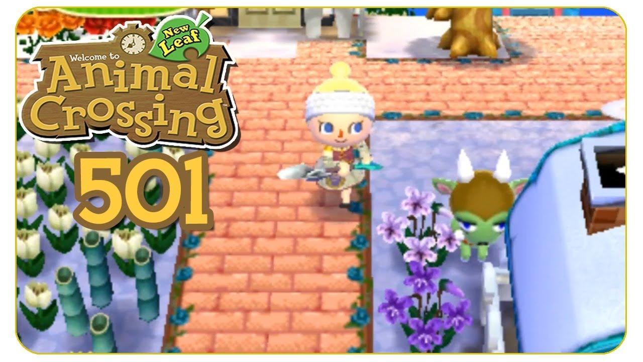 Ein Spielchen in Ehren... #501 Animal Crossing: New Leaf ...