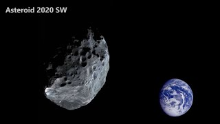 Rogue Asteroid will impact Earth's Gravity in close encounter