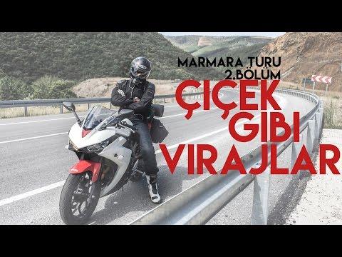 Marmara Turu - 2. Bölüm // Çiçek Gibi Virajlar