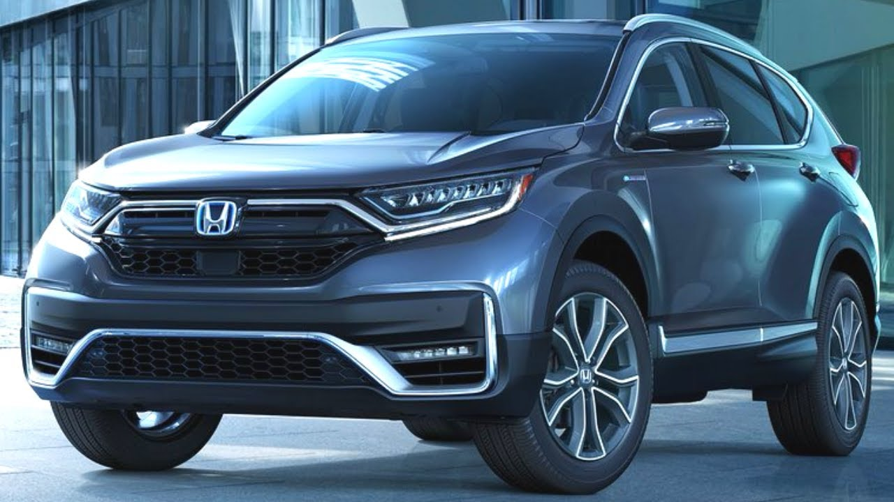 2021 Honda Crv Youtube Price and Review
