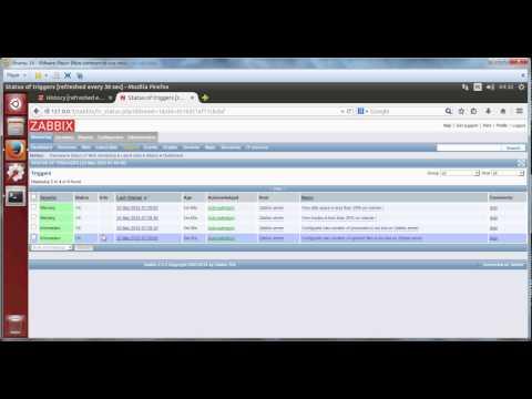 Videoaula - Zabbix - Configuração de Monitoramento - Entregavel 2