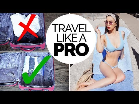 12 Stupidly Simple Tricks to Travel Like A Pro