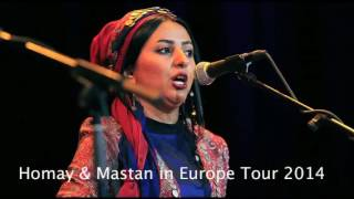 Homay & Mastan - Saghia Ft Yalda Abbasi