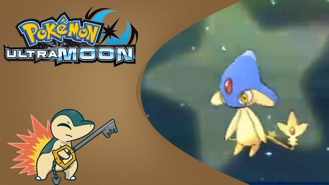 Live} SHINY AZELF - Pokemon Ultra Moon Legendary Shiny