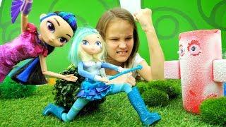 Сказочный патруль - Магия против кубанатора - Игры в куклы