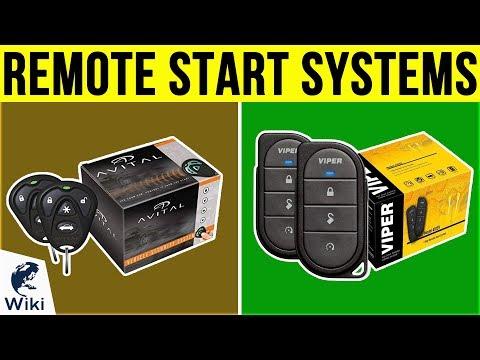 10 Best Remote Start Systems 2019
