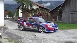 Austrian Rallye Legend 2017 Schrempf Christopher-Holzer Lisa