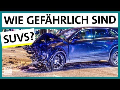 SUV-Verbot: Wie gefährlich
