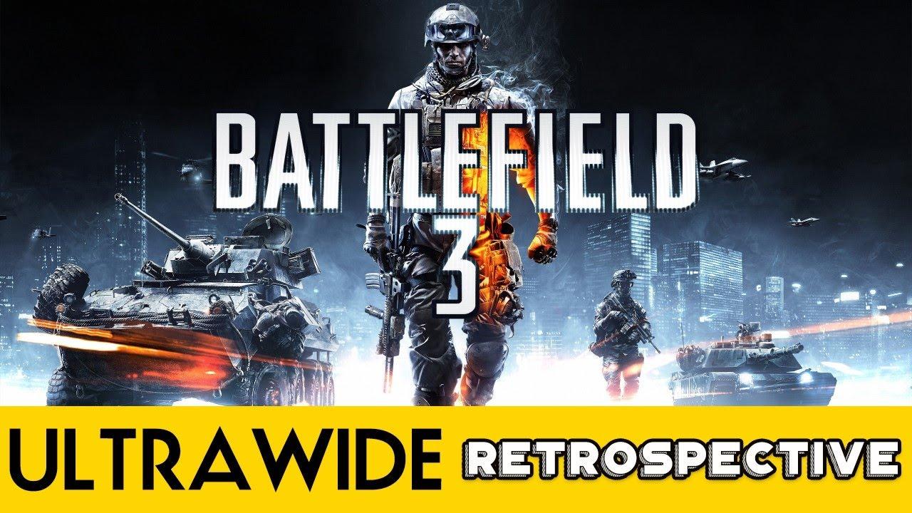 Battlefield 3 - PC Ultra Quality (3440x1440)