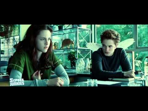 Trailer do filme Crepúsculo