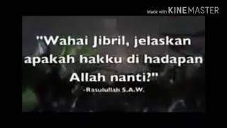 Download Renungan sebelum wafatnya NABI MUHAMMAD SAW klo nonton pasti nangis Mp3