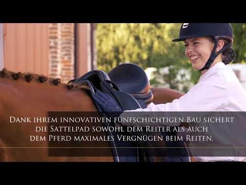 Winderen - Back Protect Solution Sattelpad