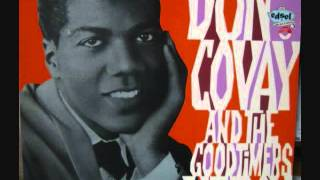 Don Covay & The GoodTimers- You Must Believe Me