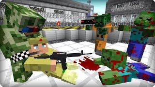 видео: Всё пошло не по плану [ЧАСТЬ 18] Зомби апокалипсис в майнкрафт! - (Minecraft - Сериал)