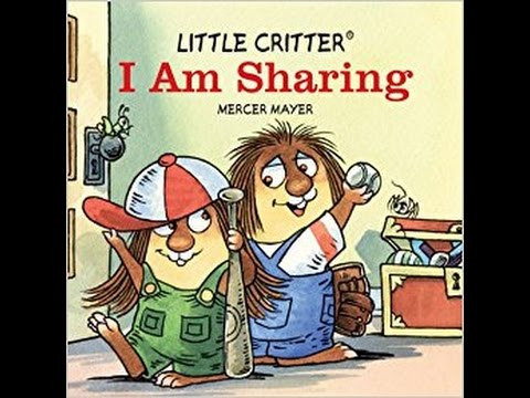 Little Critter I AM SHARING Read Along Aloud Story Audio Book For Children And Kids