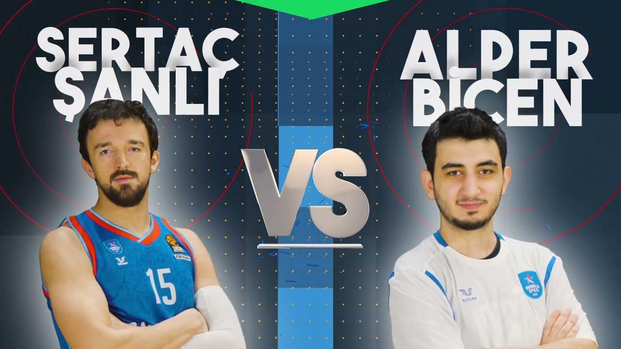 @Sprite ile Sertaç Şanlı vs. @Alper Biçen: Yetenek Yarışması